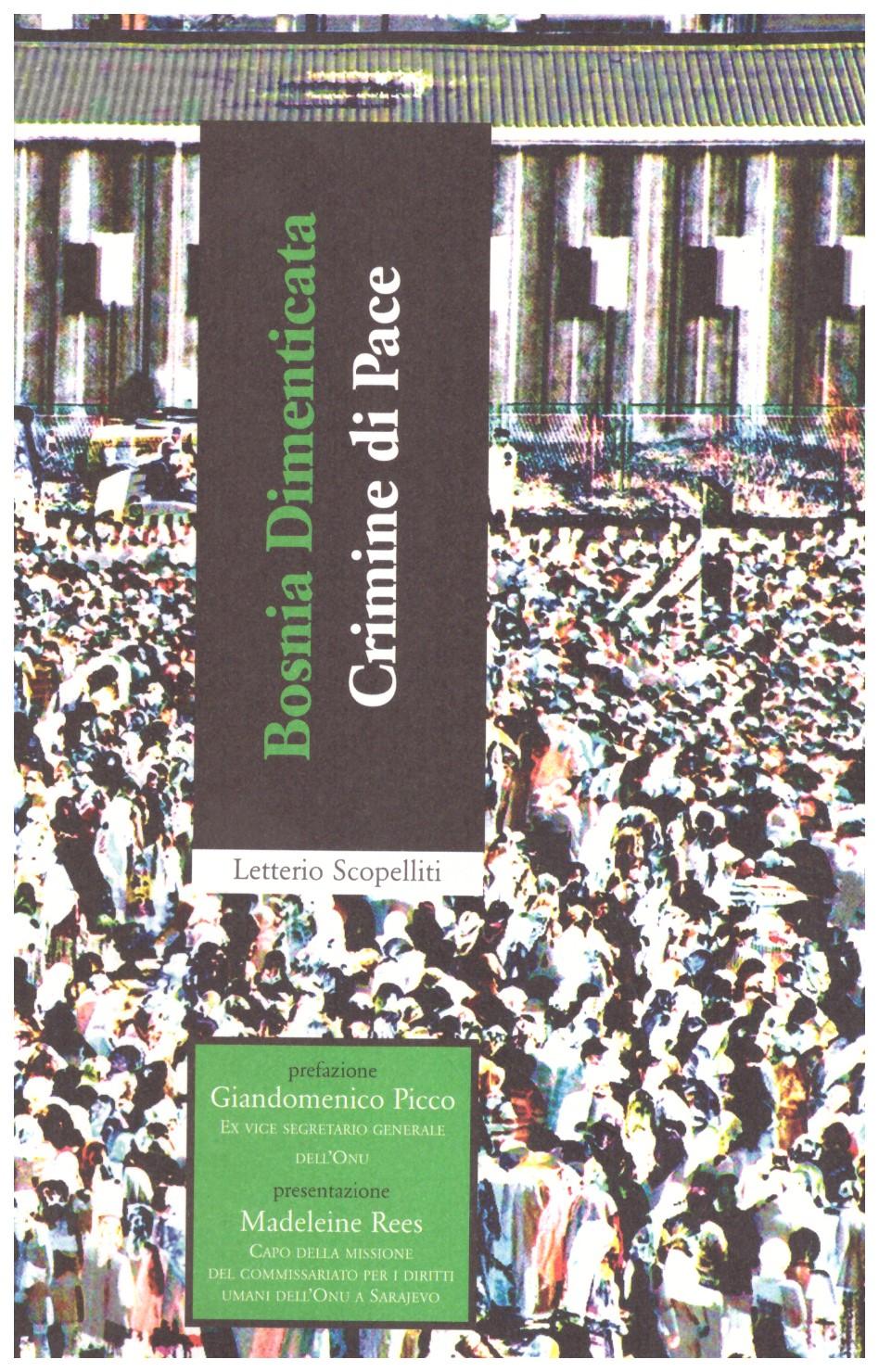 libro_bosnia dimenticata crimine di pace